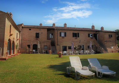 agriturismo siena farmhouse